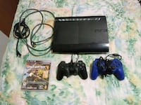 PlayStation 3 with game and 2 controllers Portland, 97203