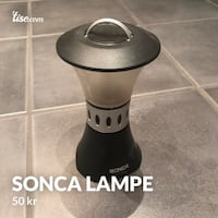 Sonca lampe null, 0687