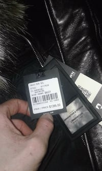 black and white leather wallet 781 km
