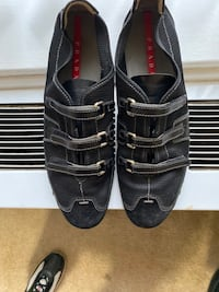 Prada shoes made in italy size 10 Falls Church, 22044