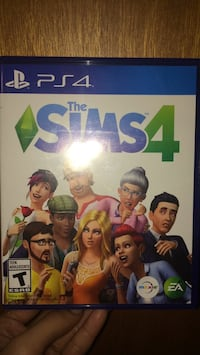 Ps4 the sims 4 game case Edmonton, T5C 1Z4