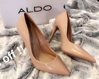 Brand new nude Aldo pumps ! All sizes available !  Montréal, H1N