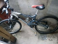 Schwinn Mountain  Bike 44 km