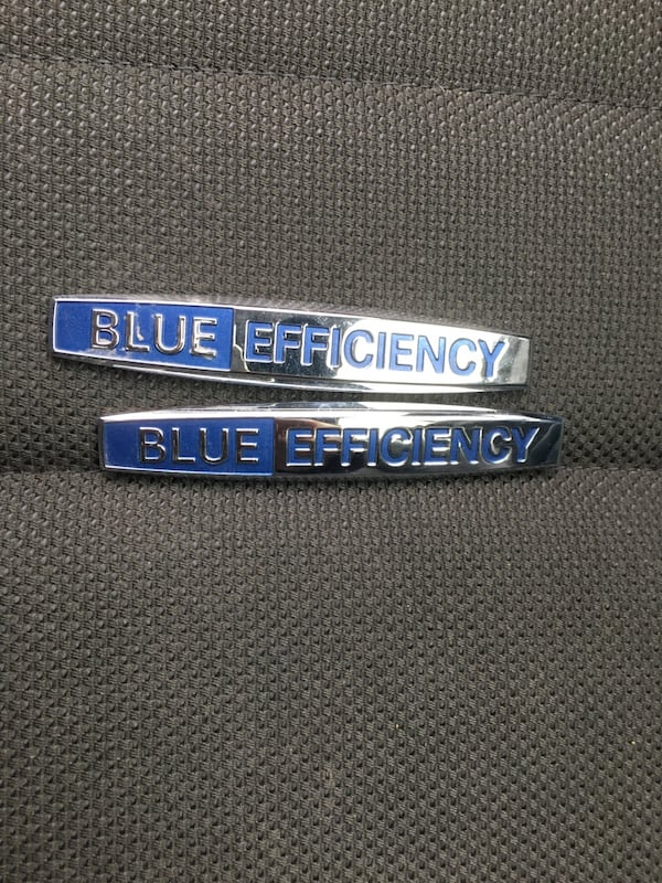 ORJİNAL MERCEDES BLUE EFFICIENCY STICKER LOGO AMBLEM AKSESUAR 0