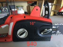 "16"" Homelite Electric Chainsaw"