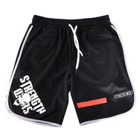 MUSCLE WOLF FITNESS BROTHERS TRAINING SHORT PANTS