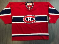 red and blue Adidas jersey shirt Toronto, M6B 1C9