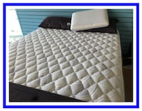Queen Firm Mattress set SILVERSPRING