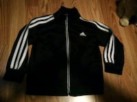 2t boys Adidas jacket/shirt