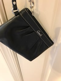 Coach mini clutch black Frederick, 21704