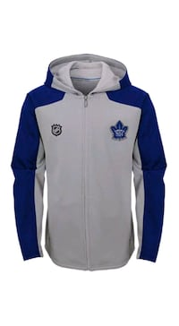 NHL Toronto Maple Leaf kid full zip jacket
