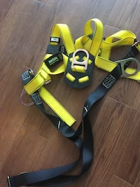 3 Point Safety Harness - CSA Approved  Toronto, M4S 0A9