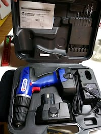 Cordless drill/driver & charger Sherwood Park, T8A 3C5