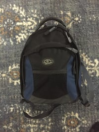 Black and gray backpack for EOS camera and lenses Greer, 29650