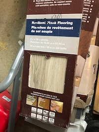 Vinyl plank floor  3 boxes 24 sq ft per box  Whitchurch-Stouffville, L4A 0G1