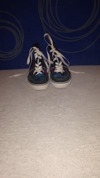 Black and white high top sneakers Vaughan, L4H 3R2