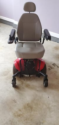 Motorized chair