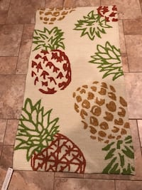 Brand new tropic pineapple new mat.  Silver Spring, 20904