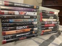 Used PS3 games Surrey, V3S 8B2
