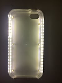 Led phone light (IPhone 5, 5s, SE) ETOBICOKE