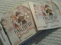 Final Fantasy: Ring Of Fates Nintendo DS/3DS