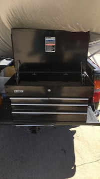 black and gray tool chest Rosamond, 93560