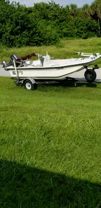 17ft Carolina skiff Port Charlotte, 33981