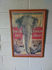 Circus poster Roswell, 88201