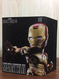 Marvel Hybrid Iron Man 3 Mark XLII figure *Brand New* Vancouver