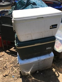 Large coolers only 15 each FIRM FIRM  Glen Burnie, 21061