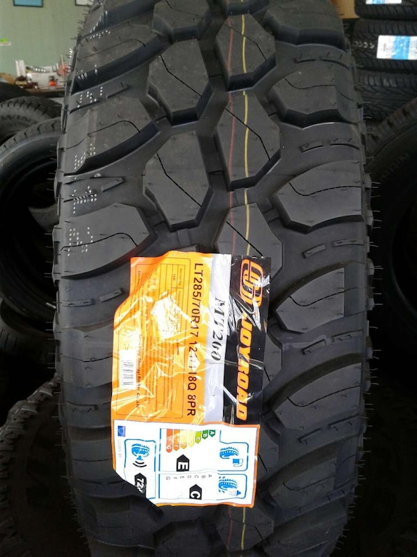 Used Mud Tires For Sale >> Used Lt 285 70 17 Mud Tires Off Road Tires For Sale In Melvindale