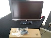 Refurbished HP all in one computer