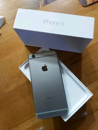 iPhone 6 in box  Maple Ridge, V2W 2B4