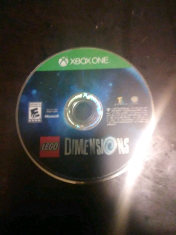 Xbox one lego dimensions game $20
