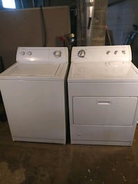 Washing machine gas dryer installed Ann Arbor