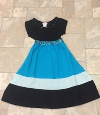 Women's blue and black  dress Ontario, 91762