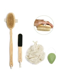 Premium Dry Brushing/Bath Gift Set 39 km