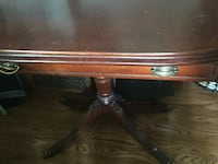 Antique federal style Mahogany card table Fredericksburg, 22408