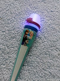 Frozen Musical Kids Mic *Lights Up and Sings Songs Silver Spring, 20910