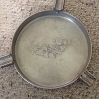 round silver grapes embossed ashtray Elkhart, 46514