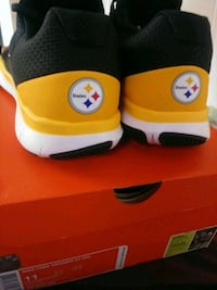 "Price Reduced: Nike ""Steelers"" Free Trainer V7 NFL Virginia Beach, 23451"