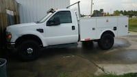white single cab pickup truck  2008 6.4 diesel Greenville