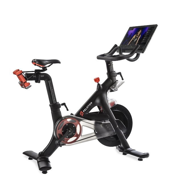 Peloton Indoor Exercise Bike with HD Touchscreen New in Box