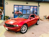 2010 Ford Mustang Houston