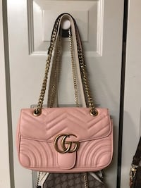 Pink Gucci Crossbody   Sterling, 20164