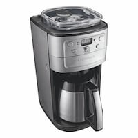 gray and black Cuisinart coffeemaker London, NW10 1LP
