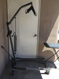 Drive deluxe hydraulic patient lift  North Las Vegas, 89032