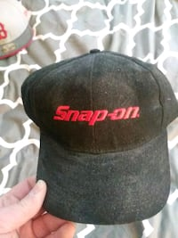 Snap - on cap used