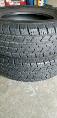 225/ 75 / 16 winter tires  Newmarket, L3Y 1A7