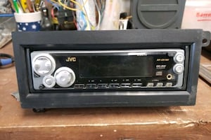 JVC CD car receiver